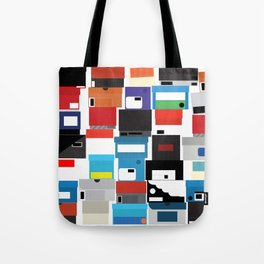 The Shoe Box Tote Bag