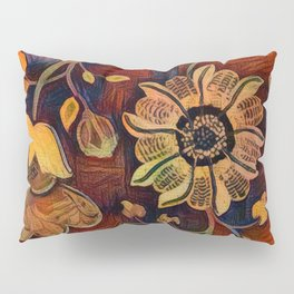 Richness of Color Pillow Sham