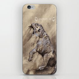 Heart of the Tiger iPhone Skin