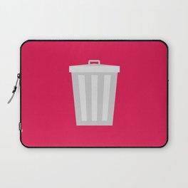 #57 Trashcan Laptop Sleeve