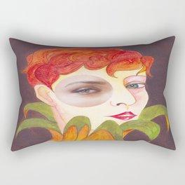 RETRATO 120314 Rectangular Pillow