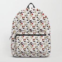 Hollow Knight Pattern NPC Backpack