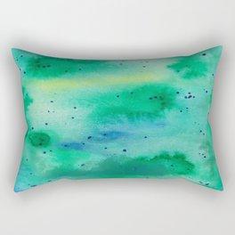 Mermaid Party BG Rectangular Pillow