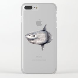 Sunfish (Mola mola) Clear iPhone Case