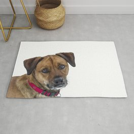 Puppy Dog Eyes Rug