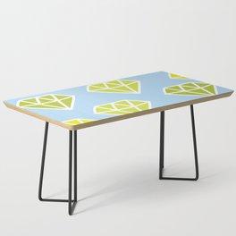 Diamonds Coffee Table