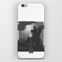 vamp.eye.r iPhone Skin