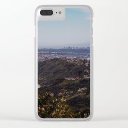 San Diego Lookout pt.4 Clear iPhone Case