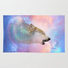Dream By Day (Wolf Dreams - Remix Series) Rug
