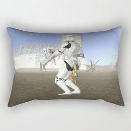 War Stars: Super Trooper Rectangular Pillow