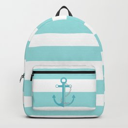 AFE Nautical Aqua Ship Anchor Backpack