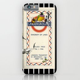You Like This in London iPhone Case