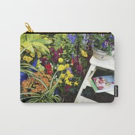 Always good to have a few flowers around the kitchen! Carry-All Pouch