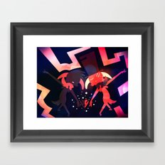 Takehshuu Framed Art Print