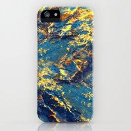 GOLDMINE iPhone Case