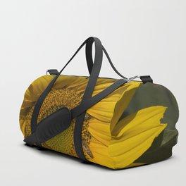 Lively Sunflower Duffle Bag
