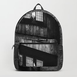 Windows in an Old Bar Backpack