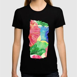 Colorful Ginkgo Leaves  T-shirt