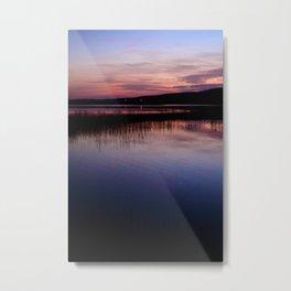 Blacketts Lake evening Metal Print