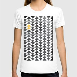 Triangle - Yellow II T-shirt