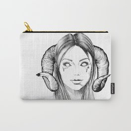 Demon Girl Carry-All Pouch