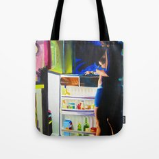 Mid-Summer AC Tote Bag