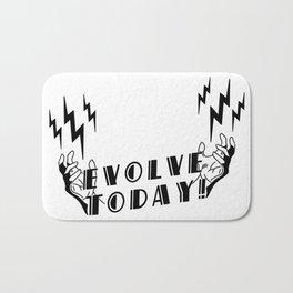 Evolve Today - Electro Bolt Bath Mat
