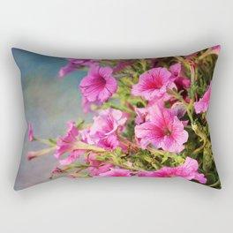 Glorious Pinks Rectangular Pillow