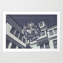 fig.1 Art Print