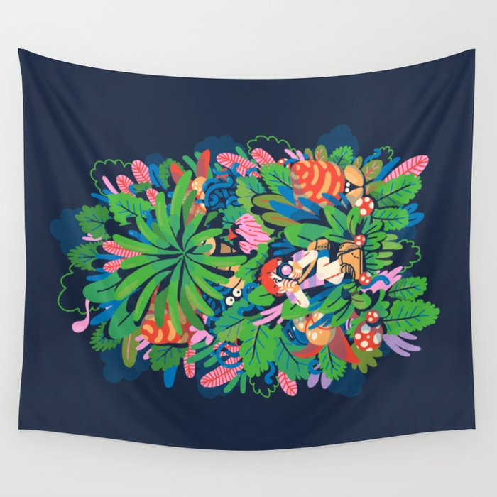 Oh Snap! Wall Tapestry