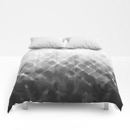 Diamond Fade in Grey Comforters