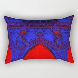 The light of the divine Rectangular Pillow