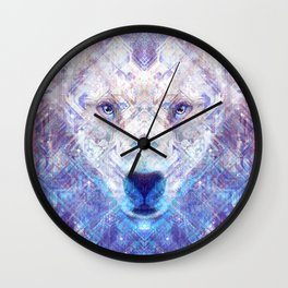 Ursa Major The Star Bear Wall Clock