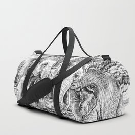 Rescued Duffle Bag
