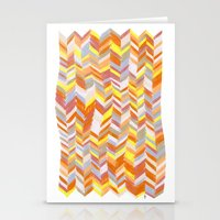 blanket Stationery Cards featuring Blanket by Tonya Doughty