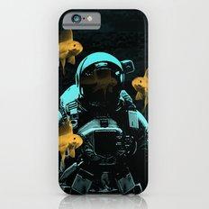 astronauts and goldfish iPhone 6s Slim Case