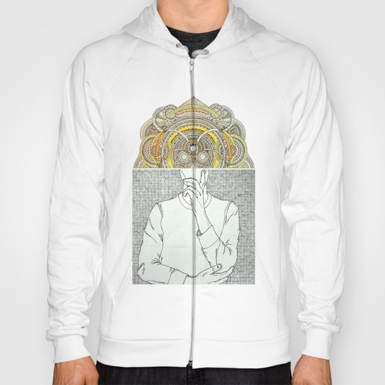 Thought Bubble Hoody