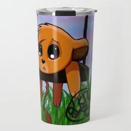 Chibi Simba Travel Mug