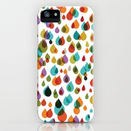 little drops iPhone Case