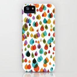 little drops iPhone Case