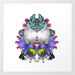 MultiFUNKtion Art Print