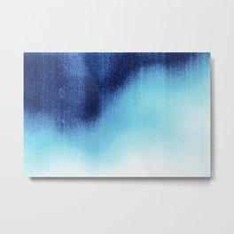 BLUR / frost Metal Print