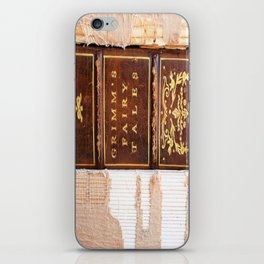 Grimm's Fairy Tales iPhone Skin