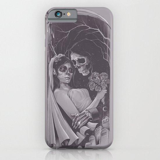 Death Won't Do Us Part iPhone & iPod Case