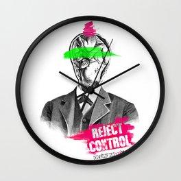 Reject Control Wall Clock