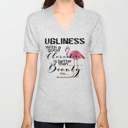 Better than Beauty Unisex V-Neck