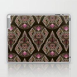 art deco pattern ornament Laptop & iPad Skin
