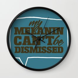 DISMISSAL DENIED Wall Clock