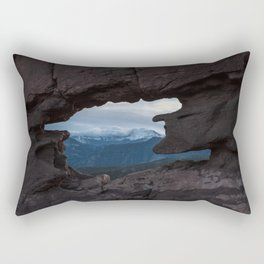 Pikes Peak Rectangular Pillow