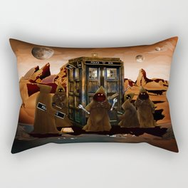 The jawas find sparepart from tardis iPhone 4 4s 5 5c 6, pillow case, mugs and tshirt Rectangular Pillow